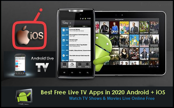 Photo of 9 Best Free Live TV App in 2020 Android + iOS