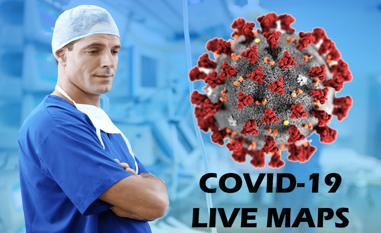 Photo of Interactive Corona virus Live Maps and Applications to Track COVID-19