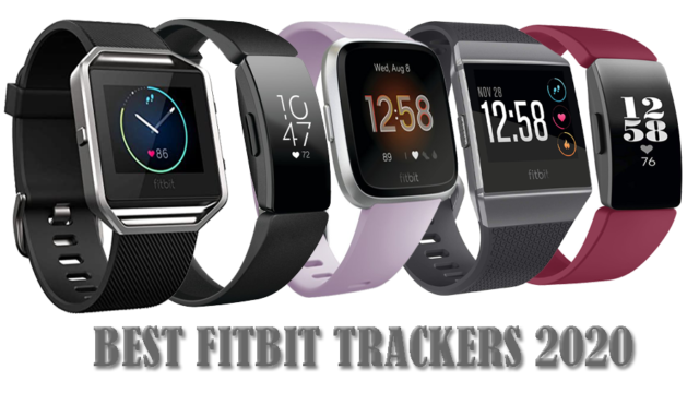 Photo of 8 BEST FITBIT TRACKERS 2020