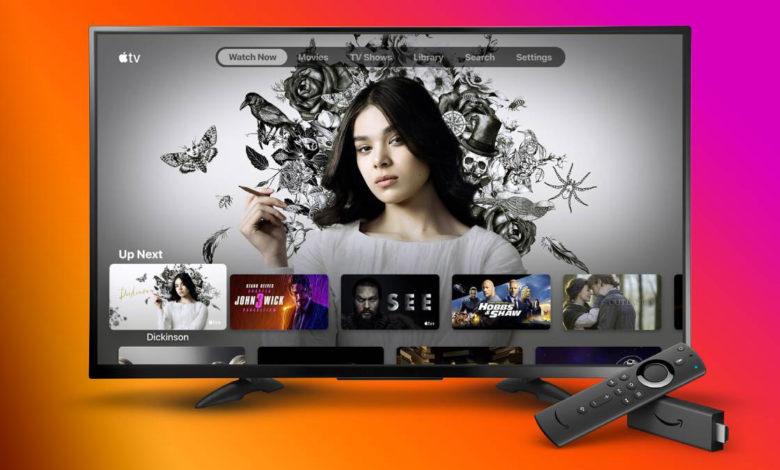 Change Language on Netflix Apple Tv