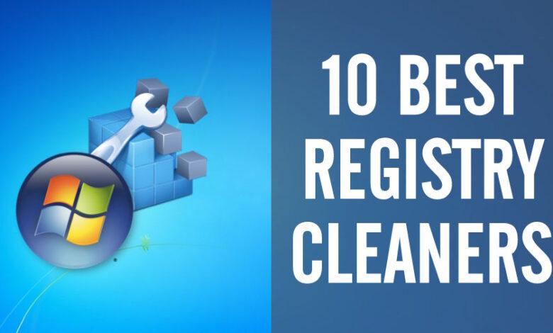 Best Registry Cleaner Softwares