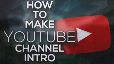 Photo of How To Create Cool YouTube Intro Videos in Minutes