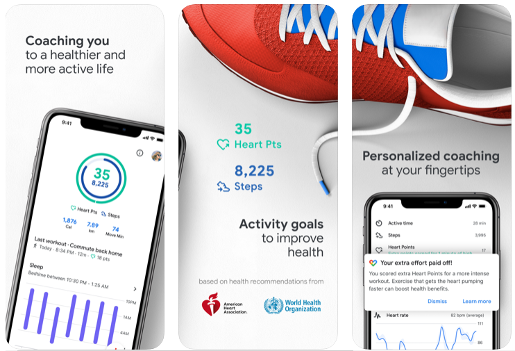 Best Fitness Tracking Apps